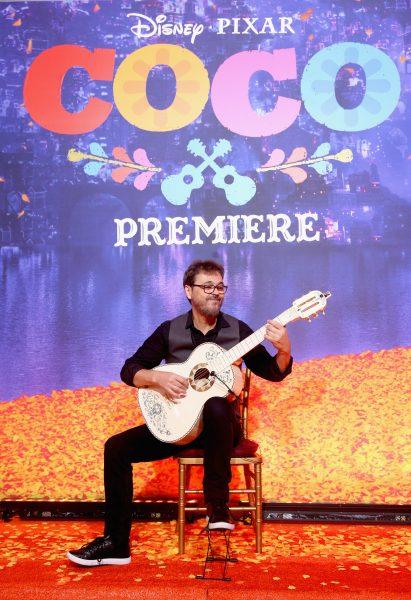 The U.S. Premiere of the Disney Pixar COCO Movie
