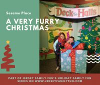 A Very Furry Christmas at Sesame Place Christmas