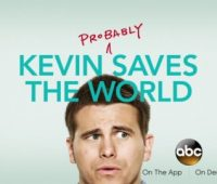 ABC TV Kevin Probably Saves the World