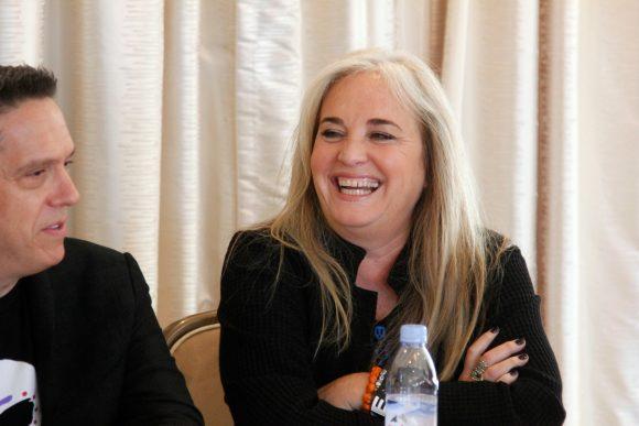 COCO Director Lee Unkrich and Producer Darla K. Anderson interview