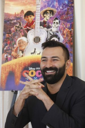 COCO Writer & Co-Director Adrian Molina interview