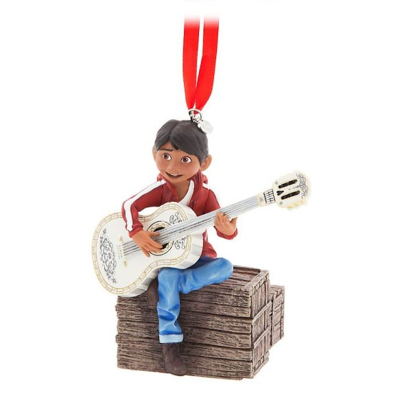 Disney Miguel Singing Sketchbook Ornament