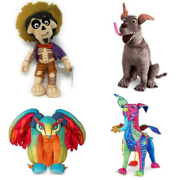 Disney Pixar COCO Stuffed AnimalsAlebrije
