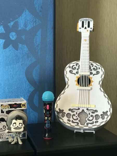 Disney Pixar COCO toy guitar