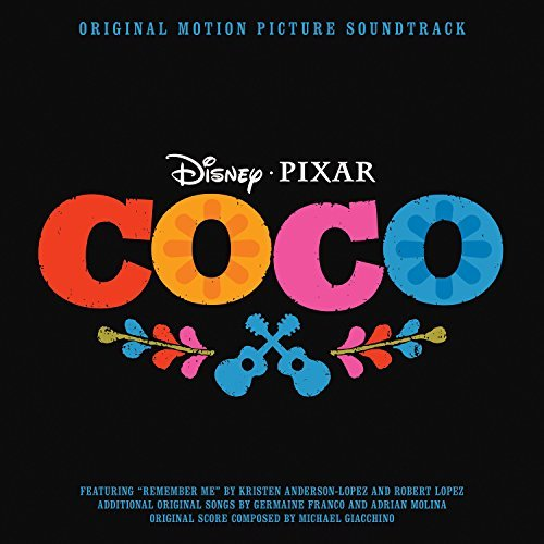 Disney Pixar Coco Soundtrack