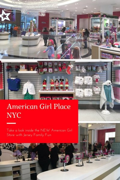 Look Inside the NEW American Girl Place NYC