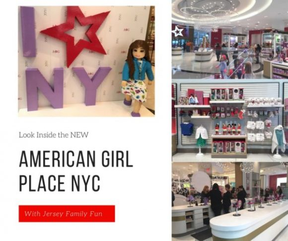 Look Inside the NEW American Girl Place NYC, The American Girl Store in New York City