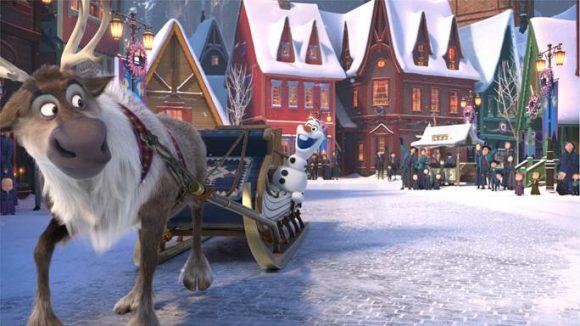 Olaf's Frozen Adventure 2
