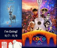 disney Pixar Coco Event