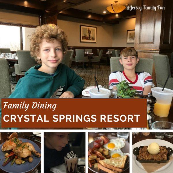 Crystal Springs Resort Restaurants & Dining Options