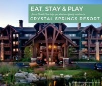 EAT STAY PLAY Crystal Springs Resort FACEBOOK