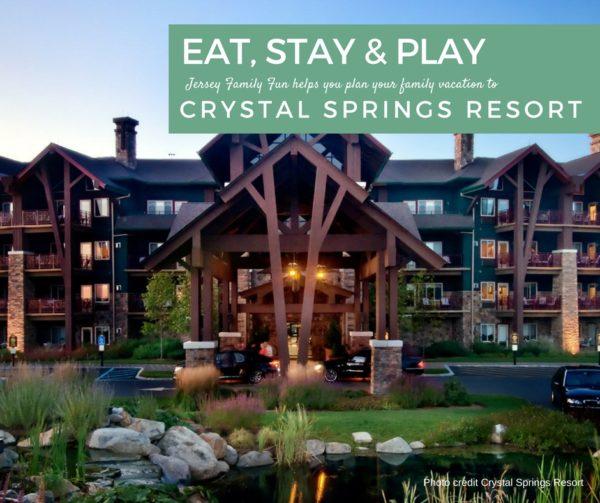 EAT STAY PLAY Crystal Springs Resort NJ FACEBOOK