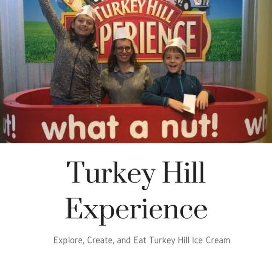 Explore, Create, and Eat Turkey Hill Ice Cream at the Turkey Hill Experience