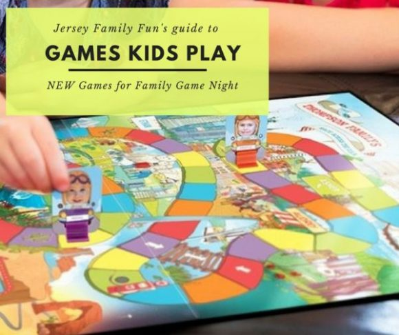 Games Kids Play - New Games for Family Game Night