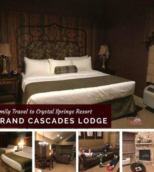 Grand Cascades Lodge at Crystal Springs Resort in Hamburg New Jersey
