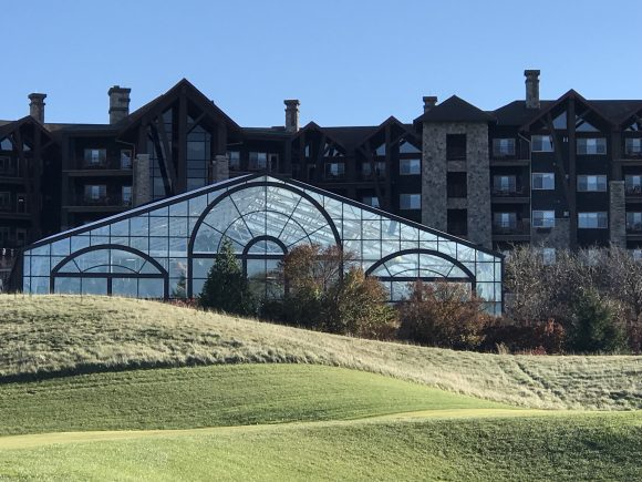 Grand Cascades Lodge at Crystal Springs Resort