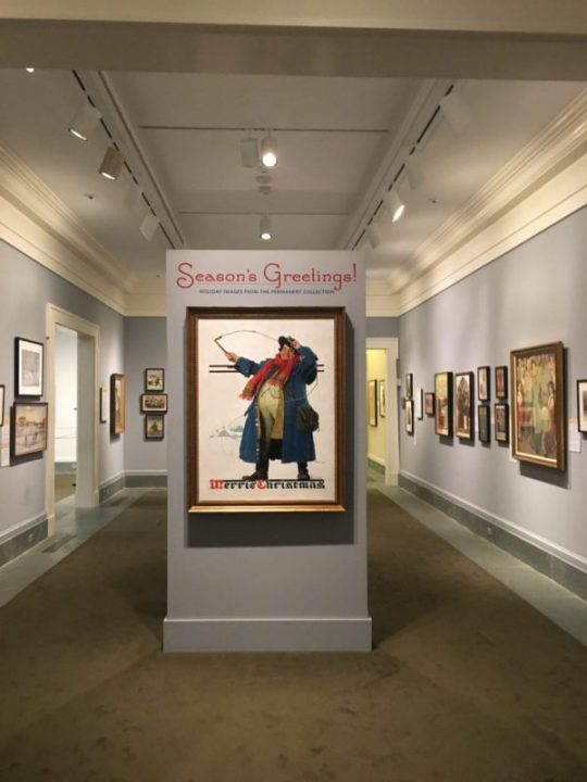 Norman Rockwell Museum a Massachusetts attraction for families