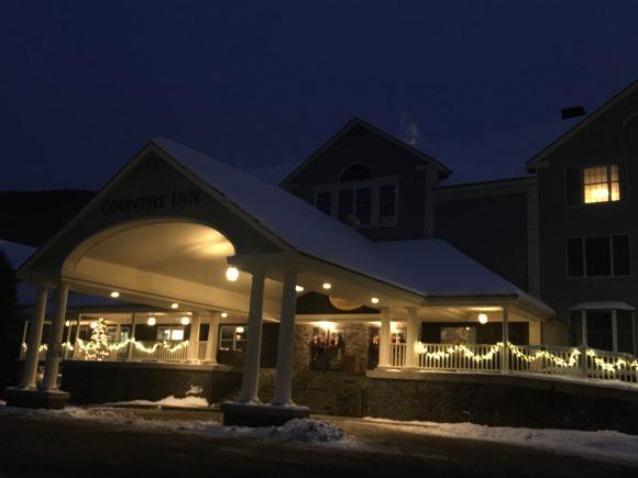 The Country Inn, is one of the Jiminy Peak hotels at Jiminy Peak Resort, a ski resort in Massachusetts.