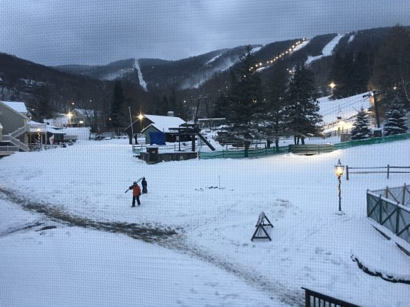 The Country Inn, is one of the Jiminy Peak hotels at the Jiminy Peak Ski Resort, a ski resort in Massachusetts.