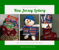 New Jersey Lottery Holiday Scratch Offs Teacher Gift Ideas