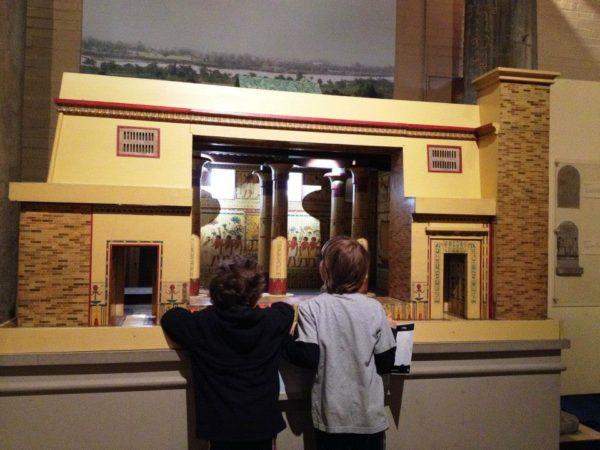 Penn Museum in Philadelphia