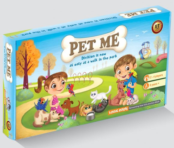 Pet Me game Board Games for Family Game Night
