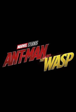 Ant-Man and the Wasp movie title image