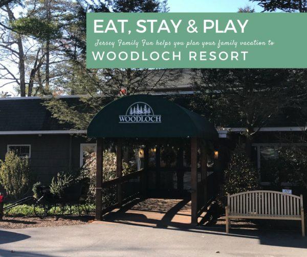 Woodloch Resort family vacations