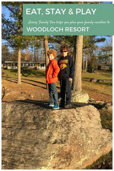 EAT STAY PLAY Woodloch Resort family resort in the Poconos