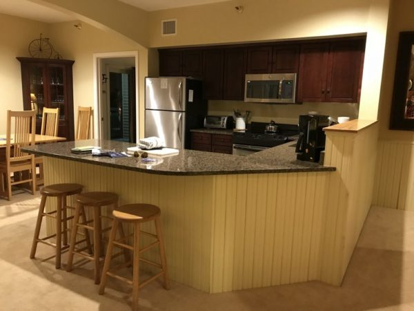 Smugglers Notch Resort Accommodations - North Hill Community Condominiums kitchen