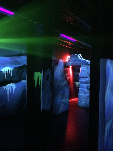 Smugglers Notch Resort Fun Zone laser tag