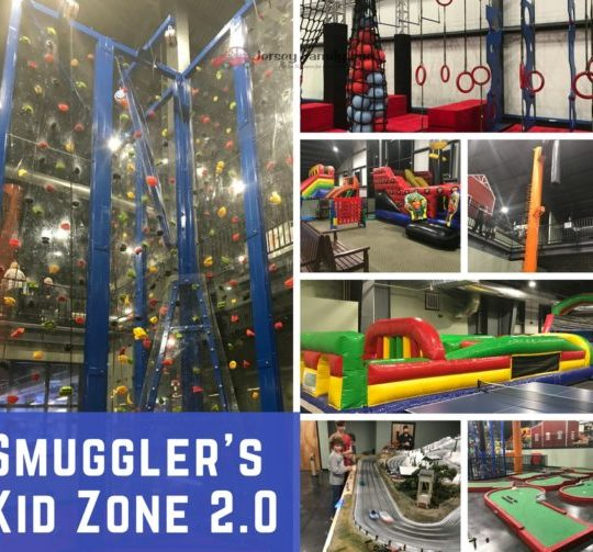 Smugglers Notch Resort Kid Zone 2.0