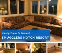 Smugglers notch resort accommodations