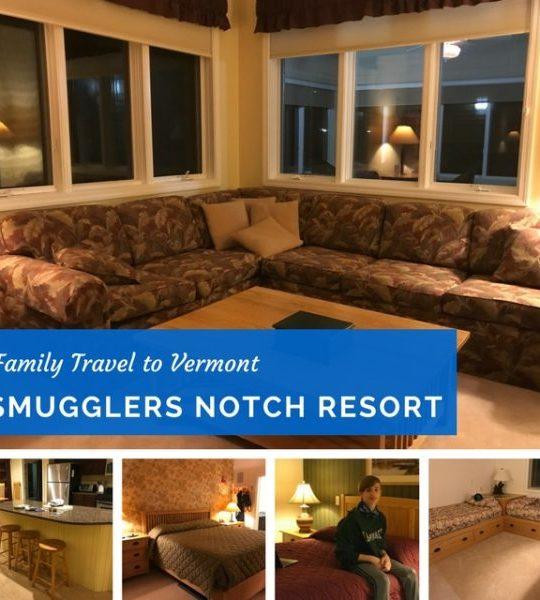 Smugglers notch resort accommodations