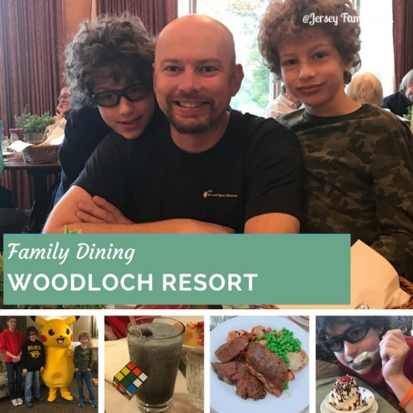 Woodloch Resort Restaurants & Dining Options