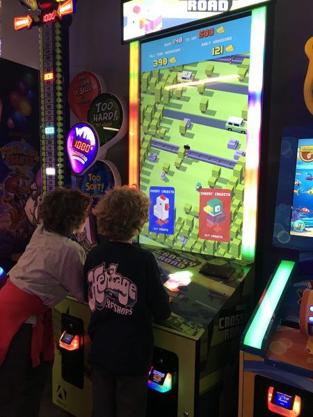 Smugglers Notch Resort Fun Zone video game