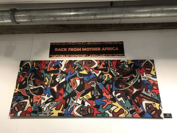 Back from Mother Africa exhibit at African American Heritage Museum of Southern New Jersey Atlantic City location Photo Credit Jersey Family Fun