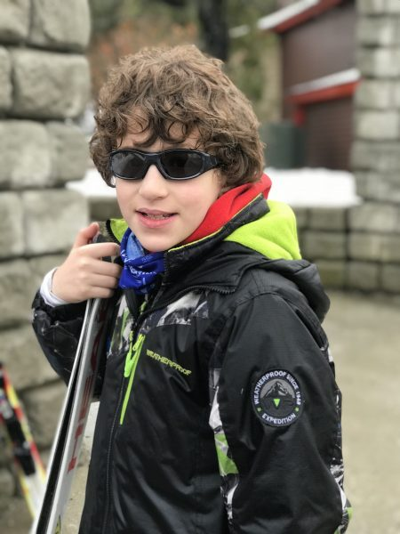 tween learning to ski at Smuggler's Notch photo credit Jersey Family Fun