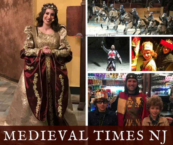 Medieval TImes New Jersey Jersey Family Fun Image