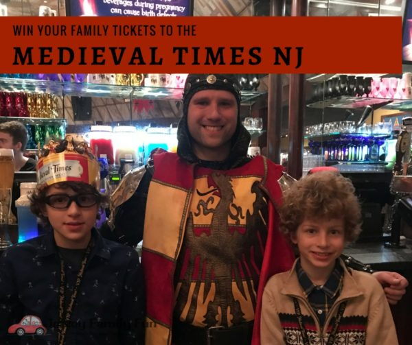 Win tickets to Medieval TImes New Jersey