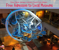 Your NJ Library Card Can Mean FREE Admission to Local Museums Museum Pass