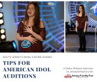 South Jersey's Mara Justine Platt shares tips for auditioning for American Idol with Jersey Family Fun