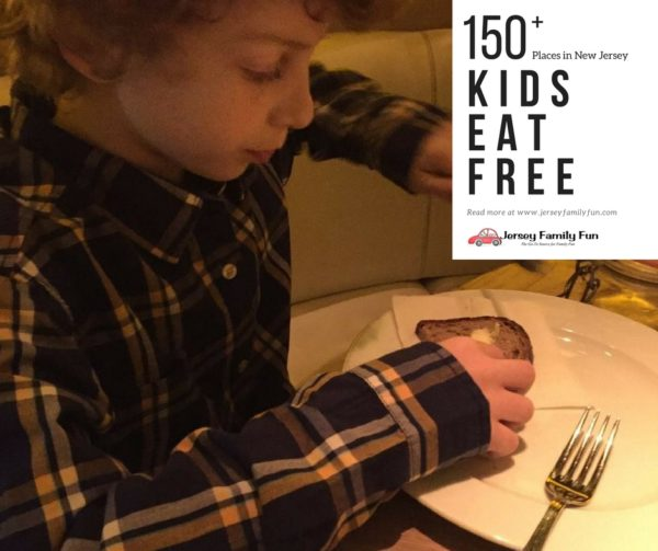 New Jersey kids eat free FB image