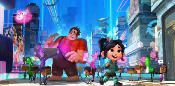 Wreck-It Ralph 2 Movie image