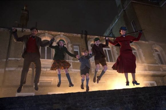 Disney's Mary Poppins Returns movie image