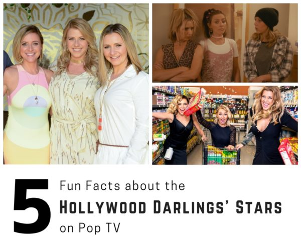 5 Fun Facts about the Hollywood Darlings' Stars on Pop TV
