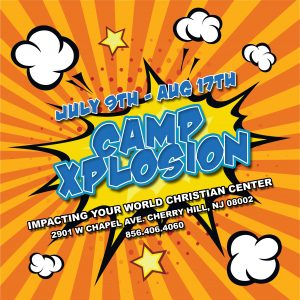 Camp Xplosion Summer Camp  in Cherry Hill, New Jersey