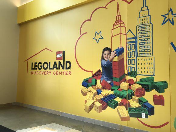 Legoland Discovery Center in Philadelphia
