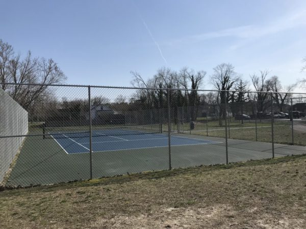 Bass River Township tennis courts