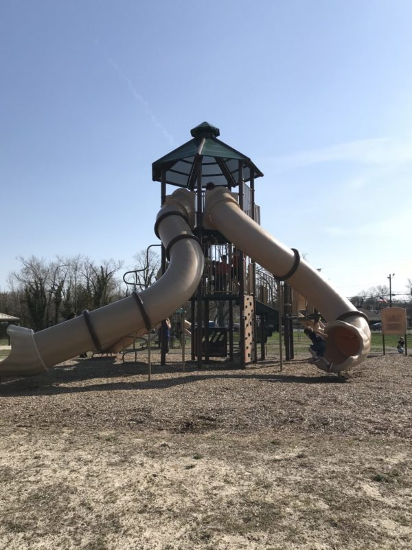 Bass River Park playground